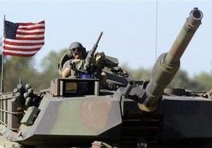 СМИ: США перебросят танки Abrams на юг Афганистана