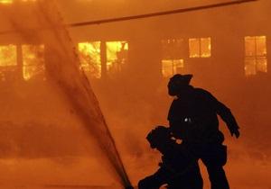 В Запорожской области ребенок поджег дом и погиб при пожаре