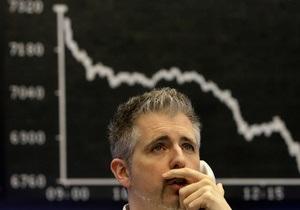 Украинский фондовый рынок закрыл торги снижением