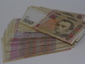 В Киеве задержаны два чиновника во время получения взятки в 170 тысяч гривен