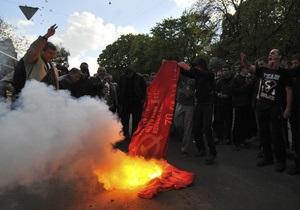 События во Львове станут предметом дискуссии в Верховной Раде