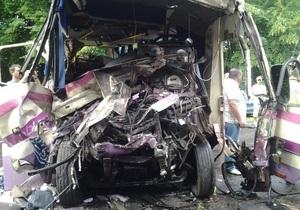новости Волынской области - ДТП - автобусы - ДТП в Волынской области: погибли шесть украинцев, белорус и болгарин