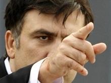 Саакашвили упрекнул Запад в неадекватной реакции на происходящее