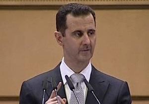 Башар Асад: Нужно время, чтобы выиграть битву
