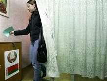 В Беларуси началось досрочное голосование на парламентских выборах