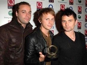 Новый альбом Muse возглавил британский хит-парад
