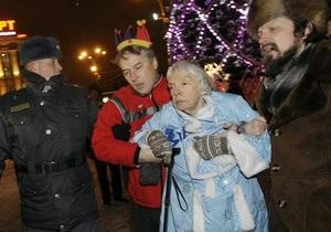 В МХГ заявили, что оппозиции предложили на выбор три места для проведения акции в Москве