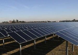 Энергопроекту Desertec мешает политическая нестабильность
