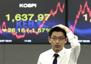 Мировые фондовые индексы растут на фоне положительных корпоративных новостей