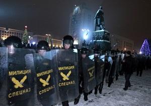 В Беларуси вступил в силу закон, ужесточающий правила проведения массовых акций