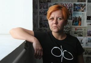 Лидер Femen объяснила Корреспонденту, чем украинские спецслужбы отличаются от российских