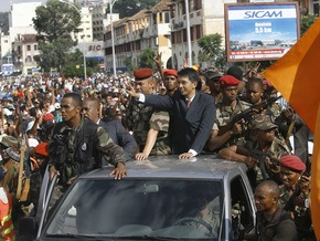 Армия Мадагаскара передала всю власть лидеру оппозиции
