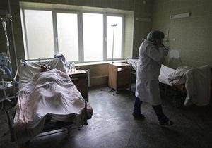 В прошлом году в Украине зафиксировано снижение количества умерших от ОРВИ и гриппа