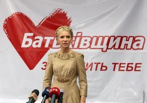 Ъ: Во Львовском облсовете не будет депутатов от Батьківщини