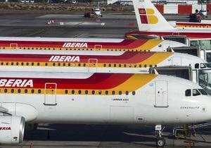 Крупнейшую авиакомпанию Испании снова охватила забастовка