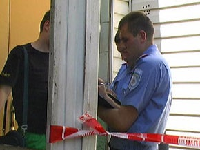 В Донецке ограбили отделение Правэксбанка