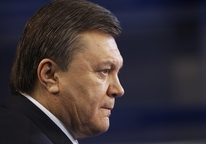 Янукович: Переговоры о формате новой коалиции начнутся 9 февраля