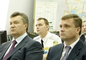 Администрация Президента добивается расширения полномочий Януковича