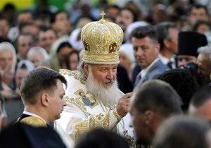 В июле патриарх Кирилл посетит украинские города