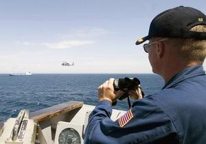Военные США поймали главаря сомалийских пиратов, напавших на американскую яхту