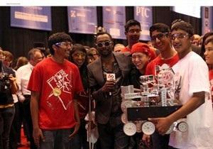 В Бангкоке прошел Азиатско-тихоокеанский чемпионат роботов