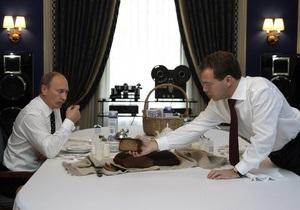 Бывший глава администрации Кремля знает, кто будет президентом РФ после 2012 года
