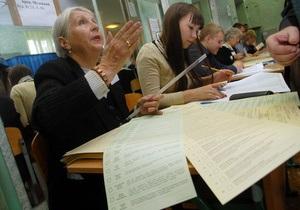 Оппозиция сообщает о саботаже на избирательных участках  в Днепровском и Дарницком районах Киева