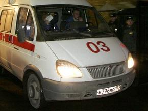 Очередное ДТП в России: водитель автобуса выскочил через окно перед аварией