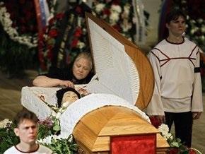 В Москве похоронили Людмилу Зыкину