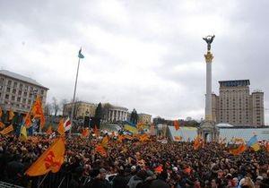 МК: Оранжевая революция-2