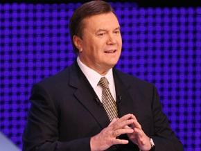 Янукович заявил, что не будет вытирать сопли за крымскими регионалами