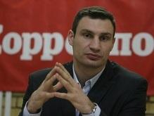Виталий Кличко: Томпсон - очень сильный и опасный соперник