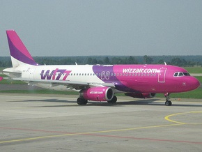 Wizz Air принимает еще один новый Airbus A320 на базу в Будапеште и открывает новые маршруты