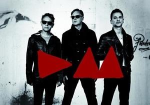 Стала известна стоимость билетов на киевский концерт Depeche Mode
