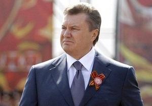 Янукович соболезнует в связи с гибелью людей на российской шахте