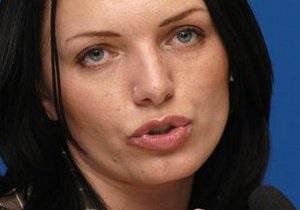 Мирослава Гонгадзе раскритиковала обнаженную акцию FEMEN: В США их бы арестовали