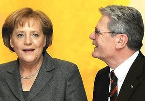 Протестантский пастор может стать президентом Германии