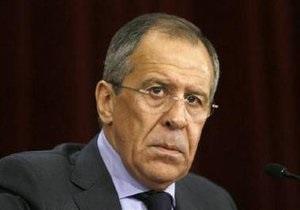 Лавров потребовал от Болгарии объяснений по поводу планов о размещении элементов ПРО США