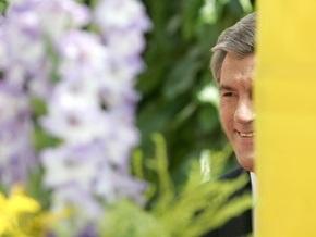 Сегодня Ющенко даст расширенную конференцию