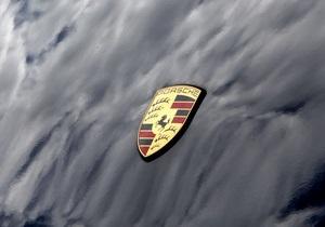 В центре Киева угнали Porsche Cayenne