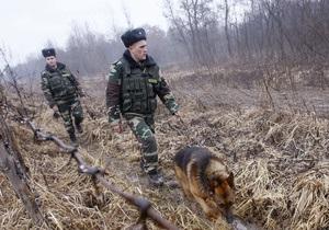 На украинско-российской границе обнаружили подпольный трубопровод