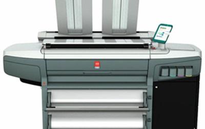 Oce запускает ColorWave 300, первую в мире моноблочную широкоформатную систему для полноцветной и монохромной печати, копирования и сканирования