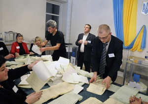Оппозиция намерена не допустить пересчета голосов на участках