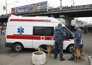 Теракты в метро: в больнице умер один из раненых