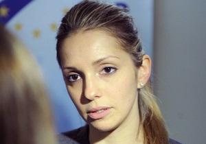 Дочь Тимошенко пытается через суд доказать, что ее мать подвергается пыткам