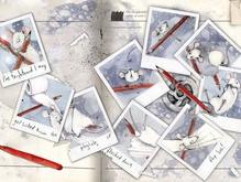 Британка проиллюстрировала детскую книгу крысиной мочой