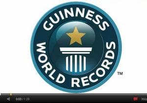 Зафиксирован мировой рекорд по уникальности парковки
