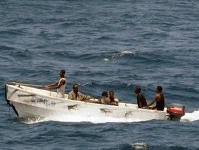 Сомалийские пираты захватили греческое судно с украинцами на борту