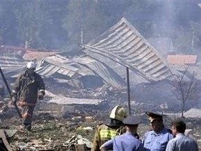 Скончалась женщина, пострадавшая при падении Су-27 в Подмосковье