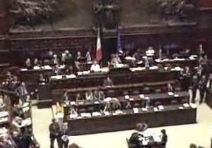 Итальянский парламент проголосовал за арест депутата от правящей партии
